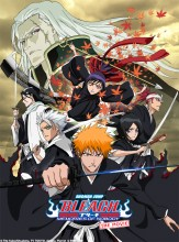 Bleach the Movie - Memories of Nobody im Herbst 2010 bei Kazé
