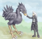 Final Fantasy 7 Chocobo Sephiroth