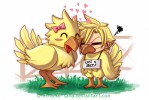 Final Fantasy 7 Cloud Chocobo