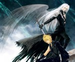 Final Fantasy 7 Cloud Sephiroth