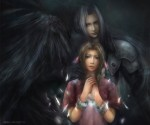 Final Fantasy 7 Sephiroth Aeris