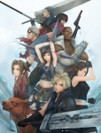 Final Fantasy 7 Zack Vincent Cid Barret Yuffie Aeris Tifa Red XIII Cait Sith Cloud