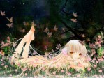 Chobits, Schmetterling