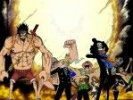 One Piece Ruffy Nami Robin Franky Chopper Lorenor Zorro Sanji Brook Lysop