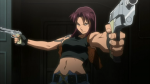Black Lagoon Two Hand Revy