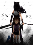 RWBY Child Black Blake Belladonna