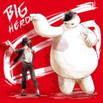 Big Hero 6 (Baymax)